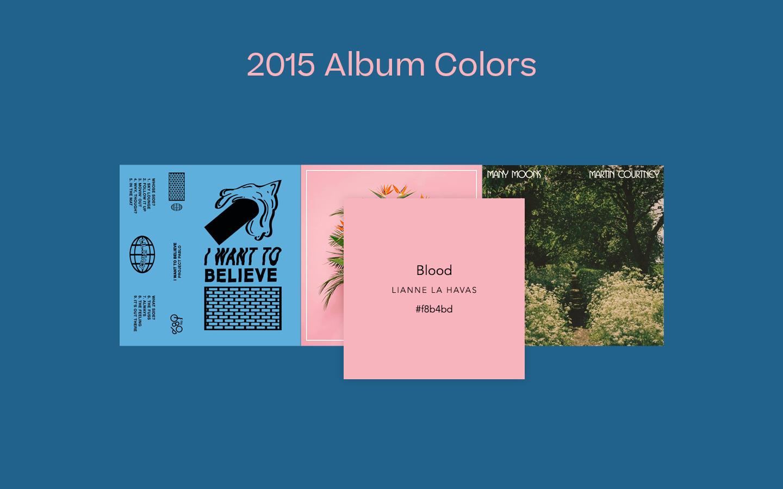 album colors