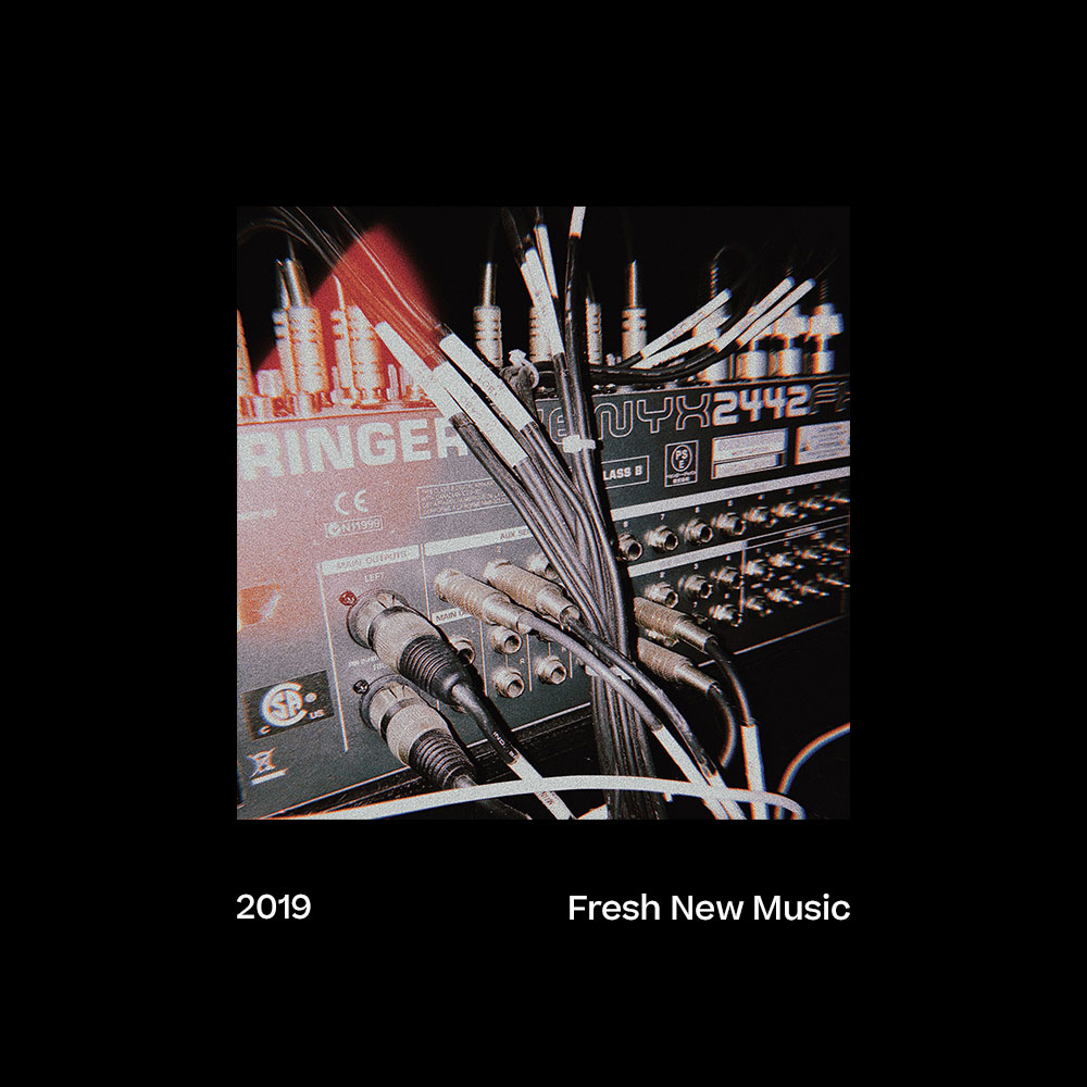 2019 fresh new music_low